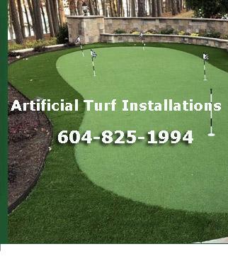 Artificial Turf Installations