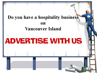 Advertise on Vancouver Island Vacations