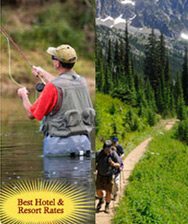 Outdoor Activities Fly Fishing
