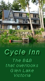 Cycle Inn Bed and Breakfast Victoria