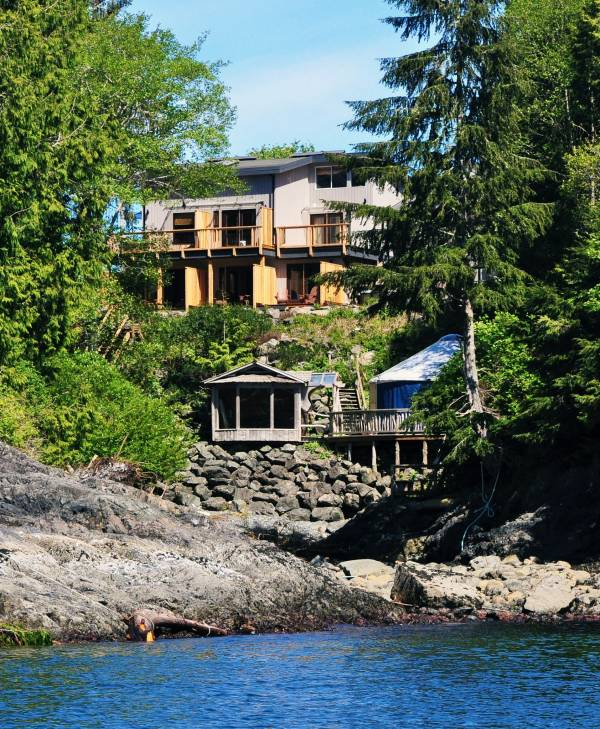 Cable Cove Inn Tofino