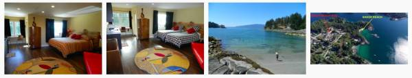 Baker Beach Bed and Breakfast  - Sunshine Coast